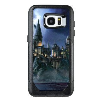Hogwarts Castle At Night
