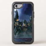 Hogwarts Castle At Night OtterBox Defender iPhone 7 Case