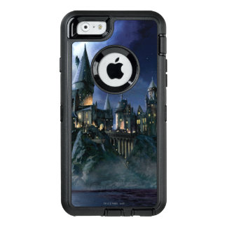 Hogwarts Castle At Night OtterBox iPhone 6/6s Case
