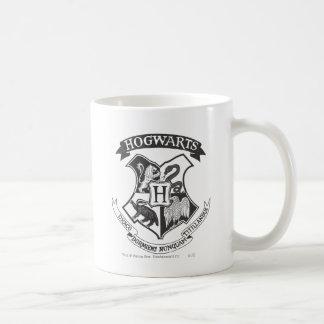Hogwarts Crest 2 Basic White Mug
