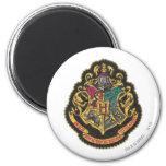 Hogwarts Crest 6 Cm Round Magnet
