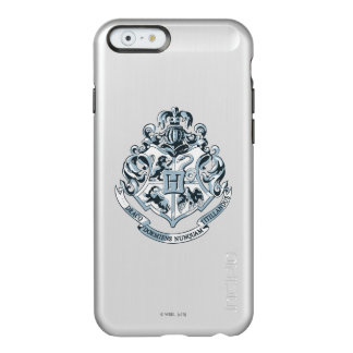 Hogwarts Crest Blue Incipio Feather® Shine iPhone 6 Case