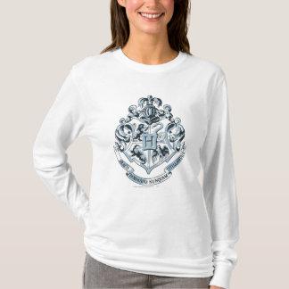 Hogwarts Crest Blue T-Shirt
