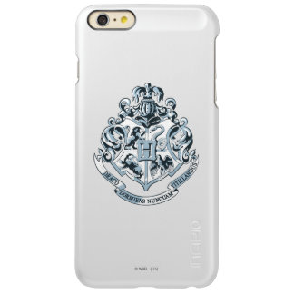 Hogwarts Crest Blue Incipio Feather® Shine iPhone 6 Plus Case