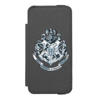 Hogwarts Crest Blue Incipio Watson™ iPhone 5 Wallet Case