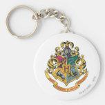 Hogwarts Crest Full Colour Key Chain