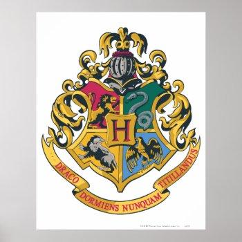 Hogwarts Crest Poster