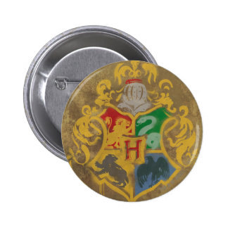 Hogwarts Crest HPE6 6 Cm Round Badge