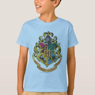 Hogwarts Four Houses Crest T Shirt