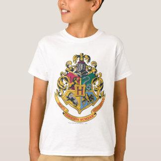 Hogwarts Four Houses Crest T-Shirt