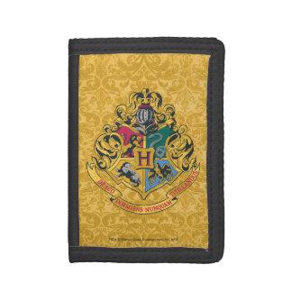 Hogwarts Full Crest Color Trifold Wallets