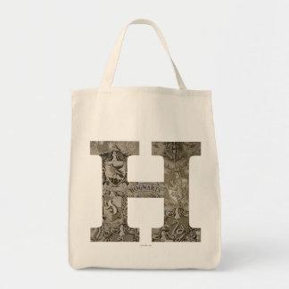 HOGWARTS™ H GROCERY TOTE BAG