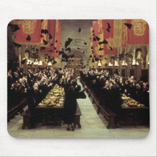 Hogwarts Hall Mousepad