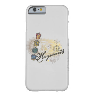 Hogwarts Logo and Professors 2 Barely There iPhone 6 Case