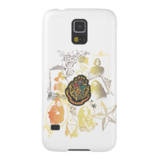 Hogwarts Logo and Professors Galaxy S5 Covers