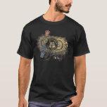 Hogwarts Logo and Profossors 2 T-Shirt