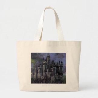 Hogwarts Magnificent Castle Jumbo Tote Bag