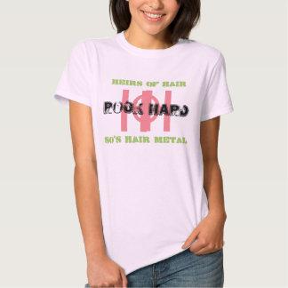HoH Lady's 80's Metal T Tshirts