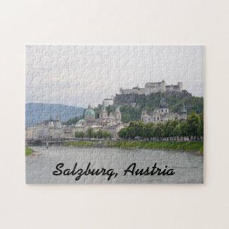 Hohensalzburg Castle, Salzburg, Austria Puzzle