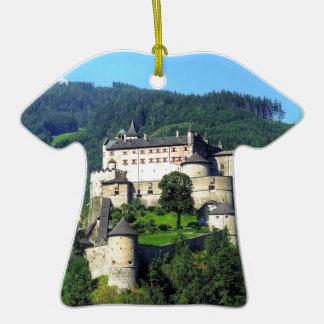 Hohenwerfen Castle Ceramic T-Shirt Decoration