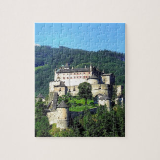 Hohenwerfen Castle Jigsaw Puzzle