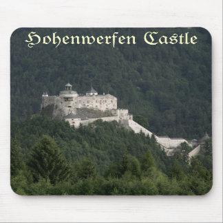 Hohenwerfen Castle Mousemat