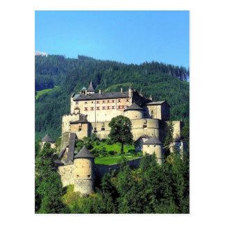 Hohenwerfen Castle Postcard