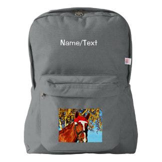 hohoho Horse 2 Backpack