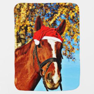 hohoho Horse 2 Buggy Blanket