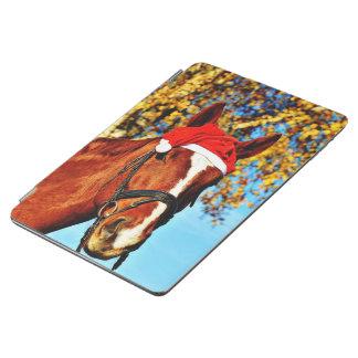 hohoho Horse 2 iPad Air Cover