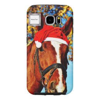 hohoho Horse 2 Samsung Galaxy S6 Cases