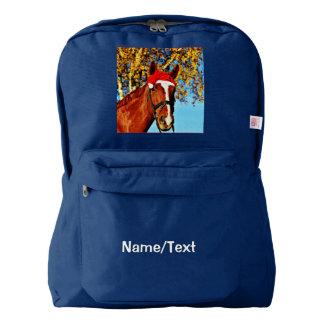 HOHOHO Horse Backpack
