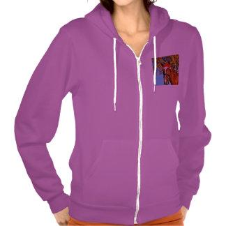 hohoho Horse Hooded Sweatshirt