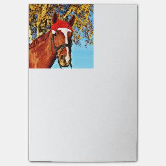HOHOHO Horse Post-it® Notes