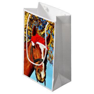HOHOHO Horse Small Gift Bag
