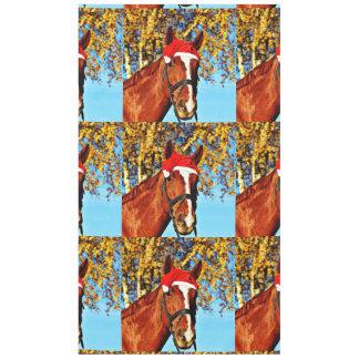HOHOHO Horse Tablecloth