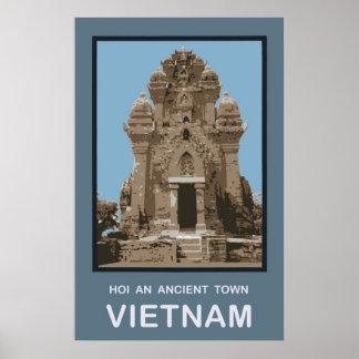 Hoi An Ancient Town Vietnam Poster