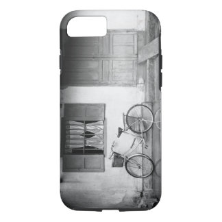 Hoi An Vietnam, House with Bicycle iPhone 7 Case