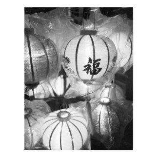 Hoi An Vietnam, Lanterns Postcard