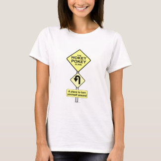 HOKEY POKEY CLINIC - TURN YOURSELF AROUND T-Shirt