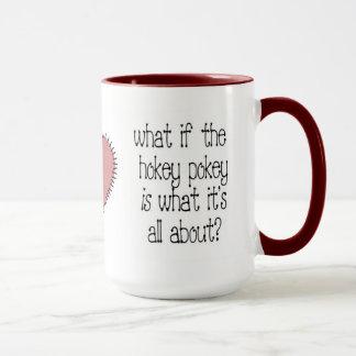 Hokey Pokey Coffee Mug