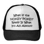 HOKEY POKEY TRUCKER HATS