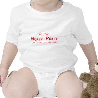 hokey-pokey tshirt