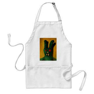 Hoku Zombie Bunny 1 Standard Apron