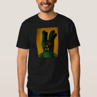 Hoku Zombie Bunny 1 T Shirts