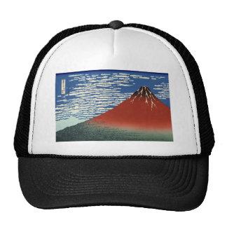 Hokusai Art painting Mountains Trucker Hat