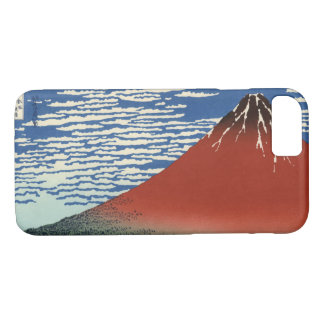 Hokusai 'Fine Wind, Clear Morning' iPhone 8/7 Case