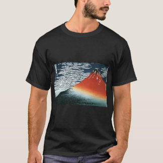hokusai fuji7 png hokusai fuji7 png form en and ji T-Shirt