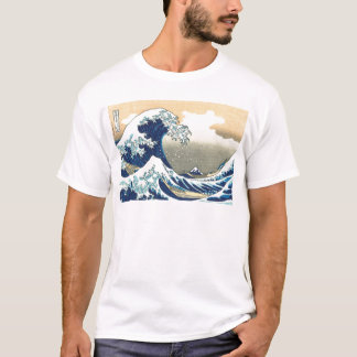 Hokusai great wave T-Shirt