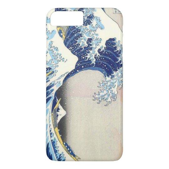 Hokusai Japanese Art Wave iPhone 7 Plus Case